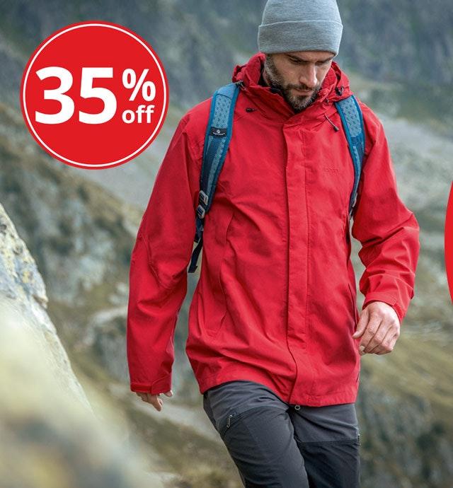 Shop Men's Ascent Jacket