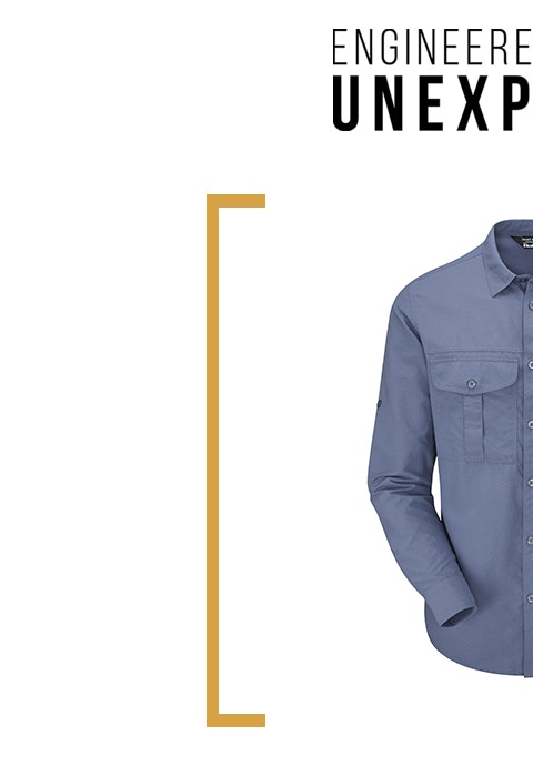 Shop Men's Expedition Shirt