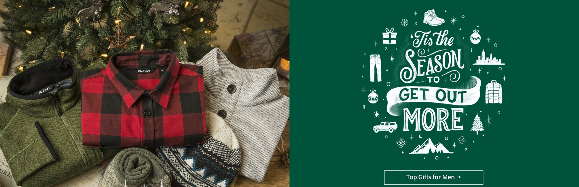 Shop Christmas Top Gifts for Men