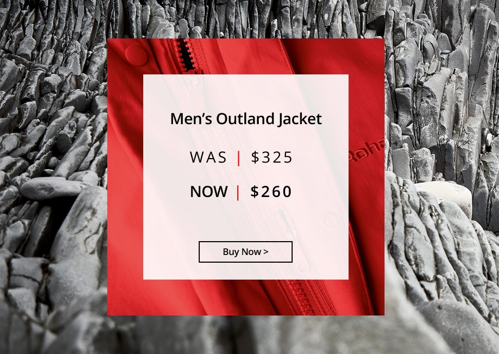 Shop Men's Outland Jacket.