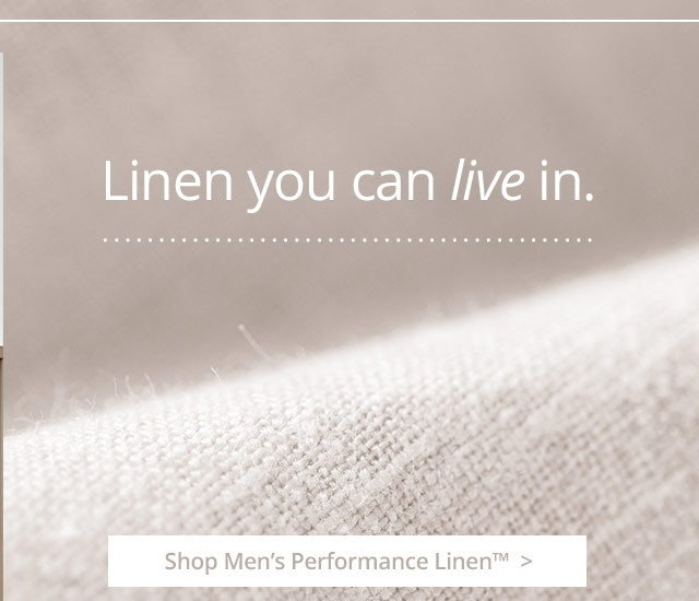 Linen You Can Live In