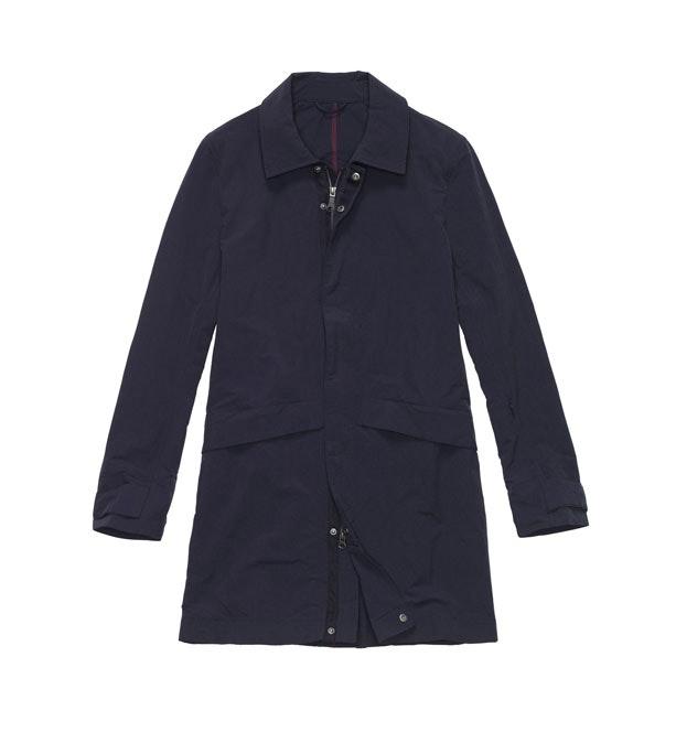Crossborder Coat - Smart, protective, town coat.
