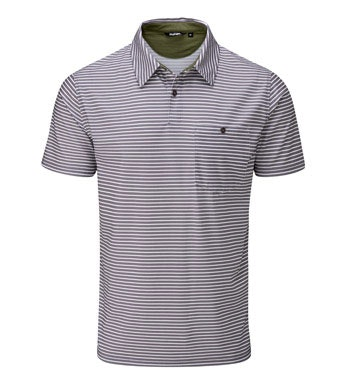 Technical, high-wicking, everyday polo.