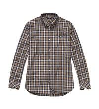 Smart, slimmer fit, insulating shirt.