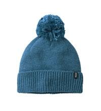 Soft, technical bobble hat.