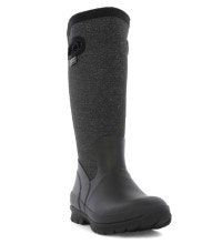 Ultra durable, waterproof, stretch wellies.