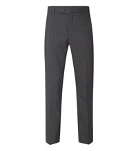 Machine washable, technical travel suit trousers.
