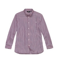 Smart-casual shirt with UV and insect protection.