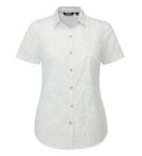 Technical casual shirt.
