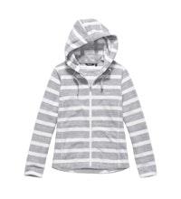 Warm, quick-drying fleece jacket.