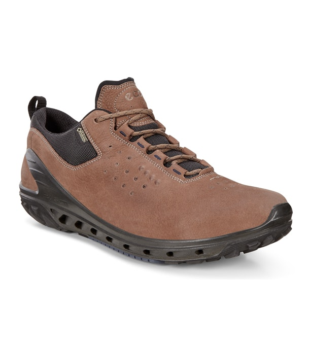 Ecco Biom Venture Gritty - Sporty lace-up, waterproof, walking shoe.