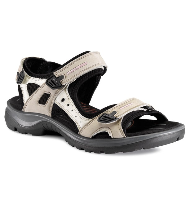 Ecco Offroad Yucatan - Lightweight but tough leather sandals.