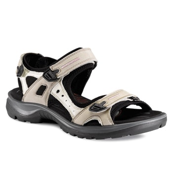 Lightweight but tough leather sandals.