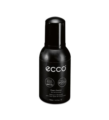 Water-based foam cleaner for ECCO shoes.
