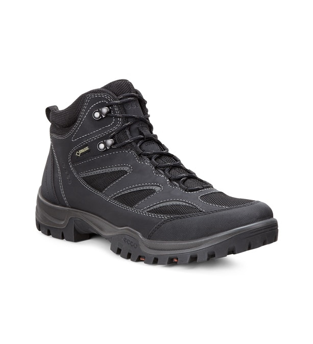Ecco Xpedition Drak Mid GTX - Durable waterproof walking boot.