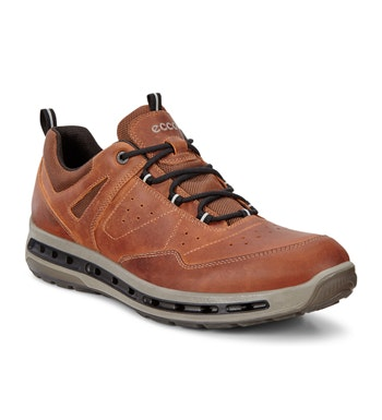 Durable waterproof walking shoe.