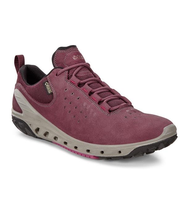 Ecco Biom Venture Gritty GTX - Sporty lace-up, waterproof, walking shoe.