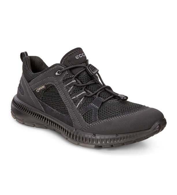 Ecco Terracruise II Pitkin GTX - Active lace up waterproof shoes.