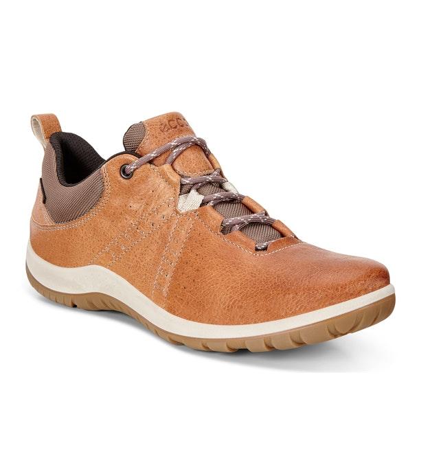 Ecco Aspina Sinta GTX - Modern lace up walking shoe.