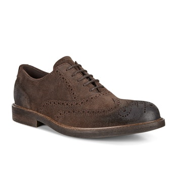 A modern interpretation of the classic brogue.