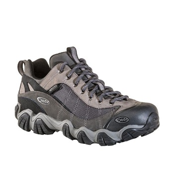 High performance waterproof hiking shoe.