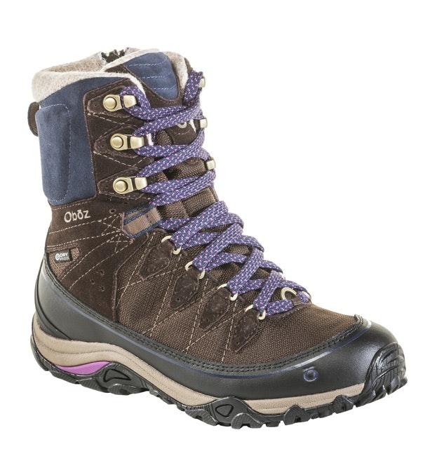 "Oboz Juniper 8"" B Dry - Waterproof, breathable walking shoe"