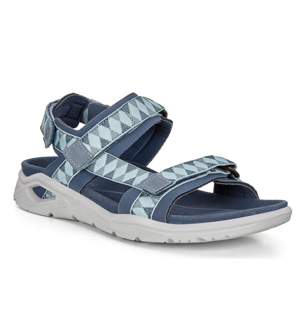 ECCO Xtrinsic - Lightweight, textile travel sandals.