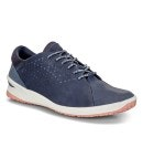 Viewing Ecco Biom Life Lace Up  - Sporty leather trainers.