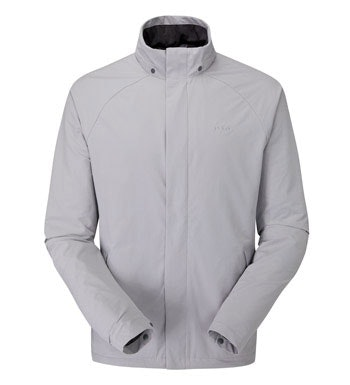 Waterproof lined 'Harrington' inspired jacket.