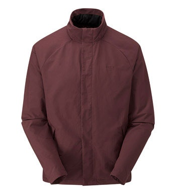 Waterproof lined ?Harrington' inspired jacket.