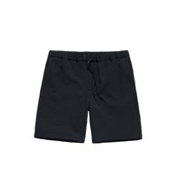 Lightweight, stretchy shorts for active outdoor wear.