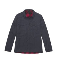 Reversible, fleece lined, Airlight™ shirt.