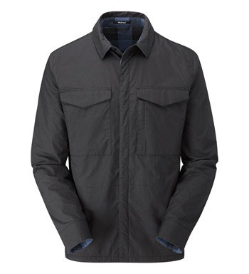 Reversible, fleece lined, Airlight shirt.
