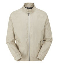 Lightweight, Harrington style jacket.
