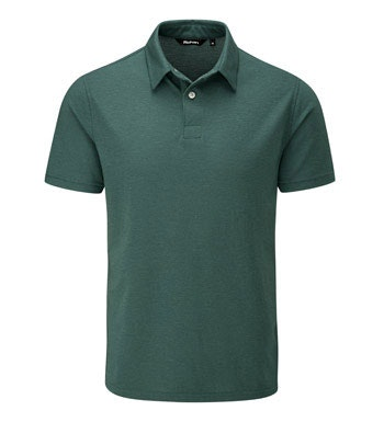 Performance Linen™ lightweight, easycare polo