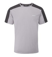 Moisture-wicking, anti-bacterial performance T-shirt.