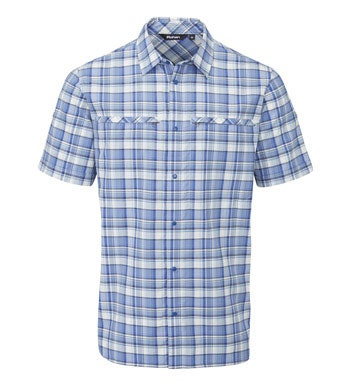 Lightweight, cotton-feel shirt for hot weather.