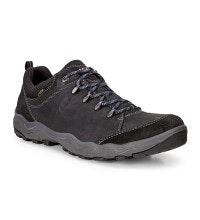 Athletic fit, low-cut, waterproof boot.