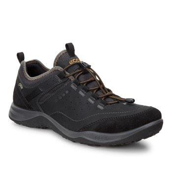 High performance, waterproof sports shoe.