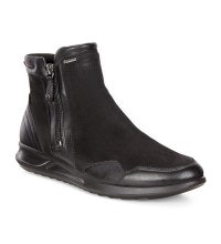 Lightweight, waterproof ankle boots.