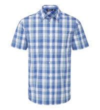 Versatile, short-sleeved summer shirt.