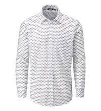 Stylish smart casual shirt in an eye catching print.