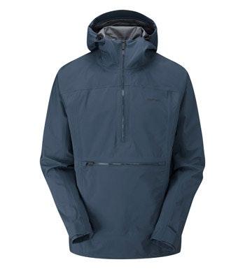 Waterproof, heritage style hooded jacket.