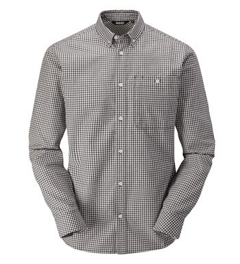 Lightweight, brushed Thermocore shirt.