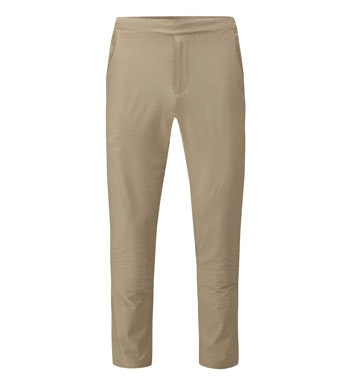 Lightweight, technical trousers.