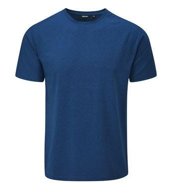 Technical short sleeve T-shirt.