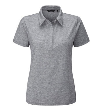 Lightweight, technical polo.