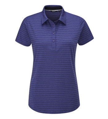 High-wicking polo for active and every day wear.