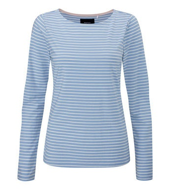 Soft, technical long sleeved top.